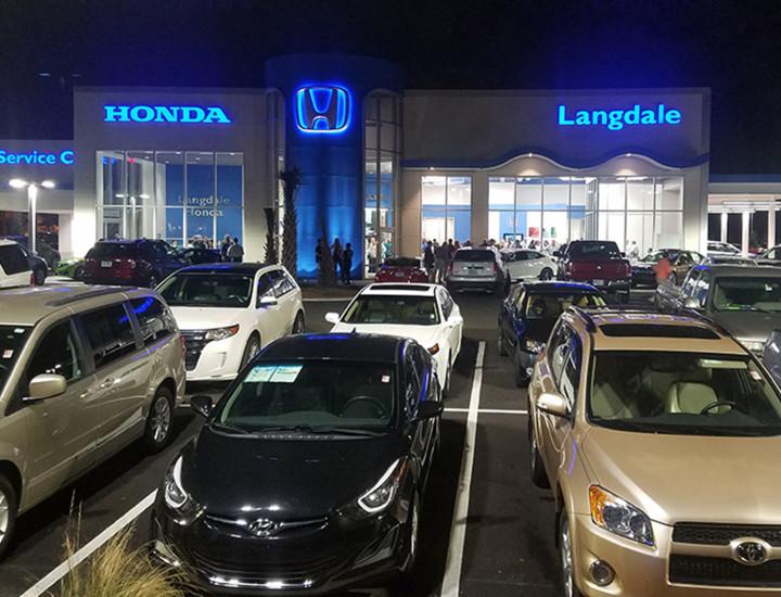 Honda Langdale
